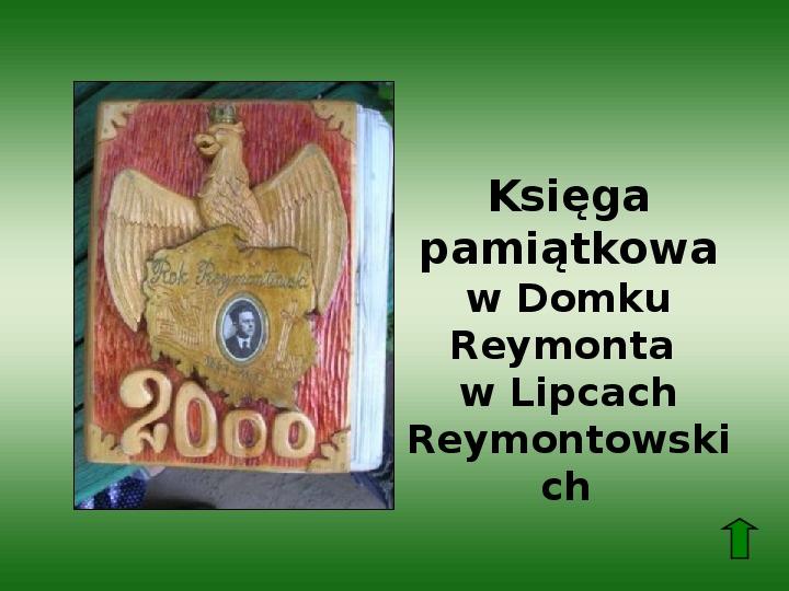 Polscy nobliści w dziedzinie literatury - Slajd 41