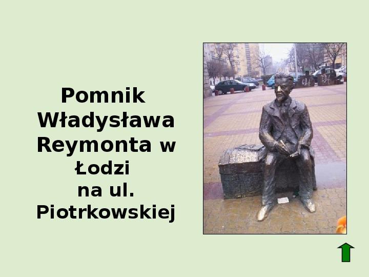 Polscy nobliści w dziedzinie literatury - Slajd 42
