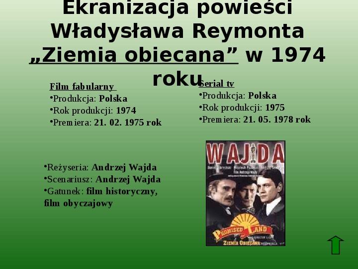 Polscy nobliści w dziedzinie literatury - Slajd 45