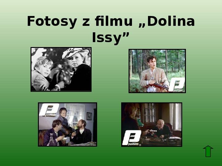 Polscy nobliści w dziedzinie literatury - Slajd 61