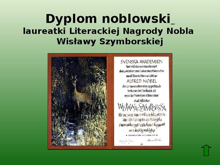 Polscy nobliści w dziedzinie literatury - Slajd 66