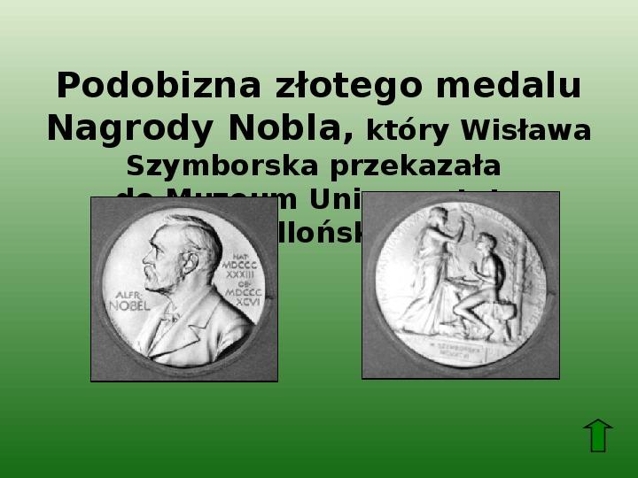 Polscy nobliści w dziedzinie literatury - Slajd 68