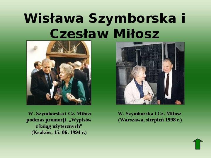 Polscy nobliści w dziedzinie literatury - Slajd 70