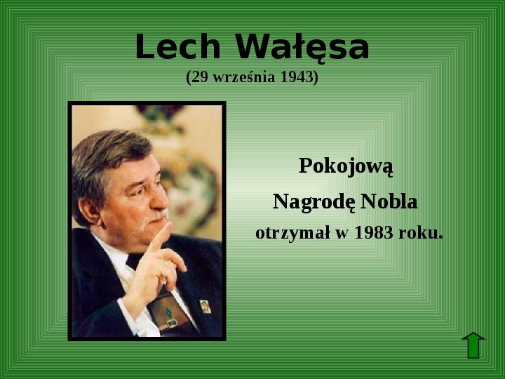 Polscy nobliści w dziedzinie literatury - Slajd 73