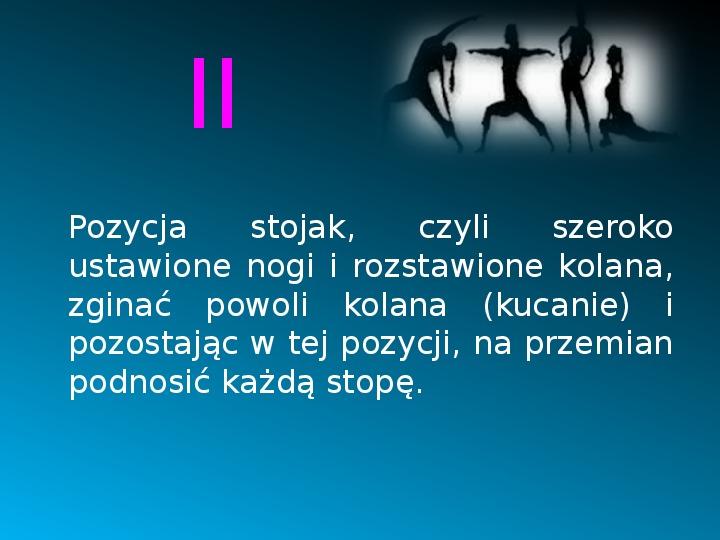 Ruch to zdrowie - Slajd 12