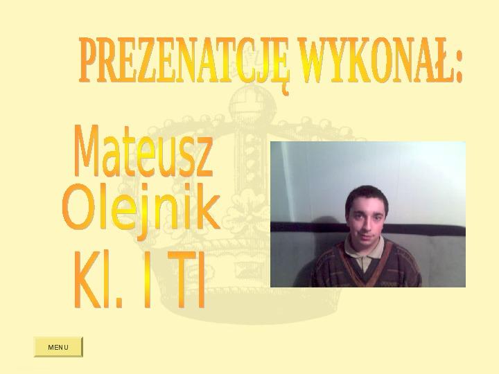 Królowie Polski z dynastii Jagiellonów - Slajd 15