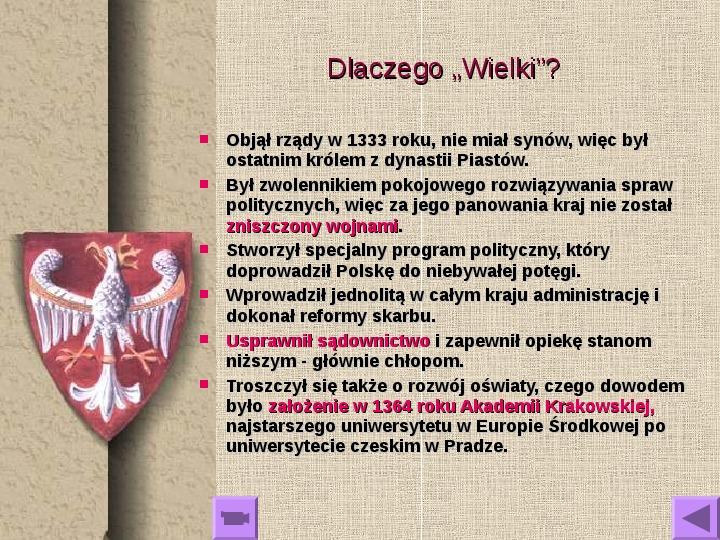 Królowie polscy - Slajd 4