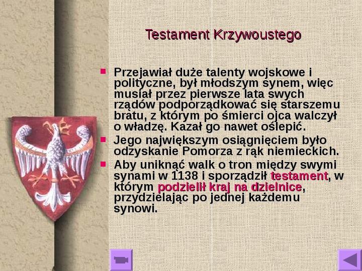 Królowie polscy - Slajd 7