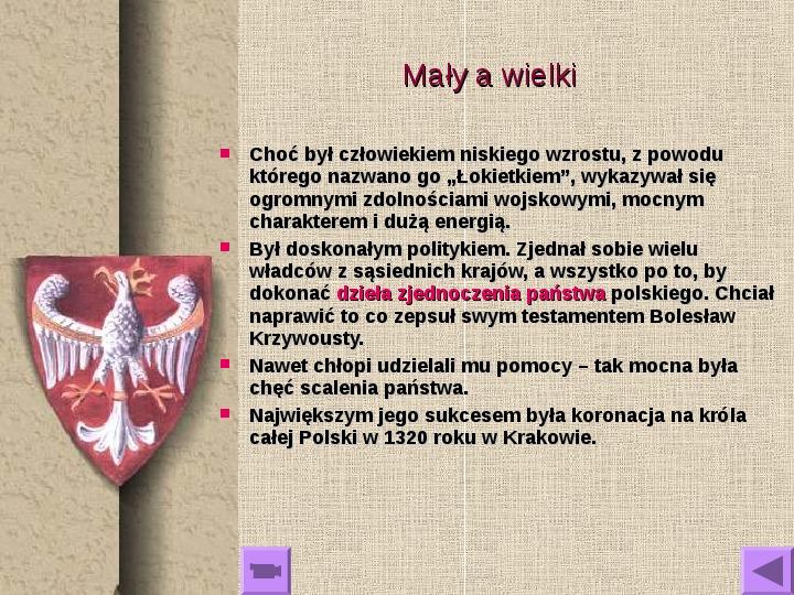Królowie polscy - Slajd 9