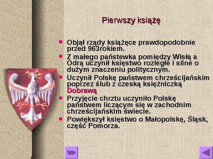 Królowie polscy - Slajd 11