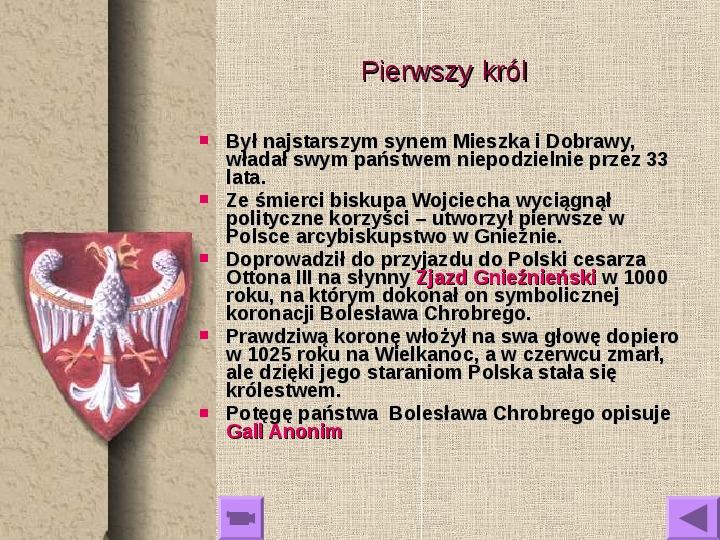 Królowie polscy - Slajd 14