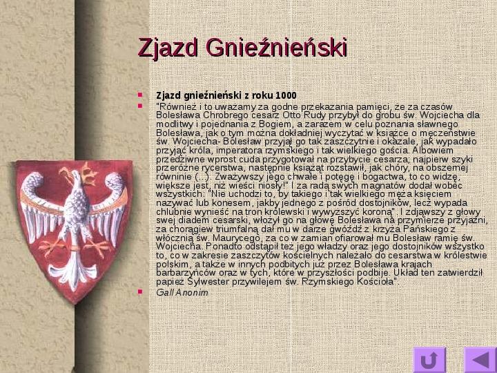 Królowie polscy - Slajd 17