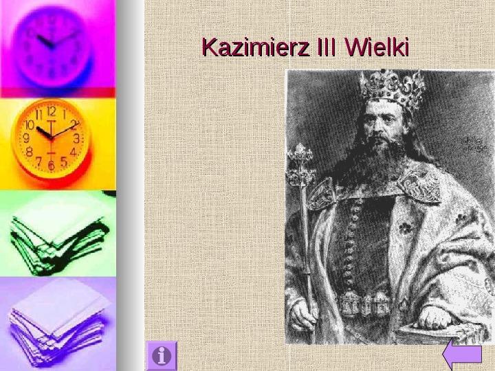 Królowie polscy - Slajd 24