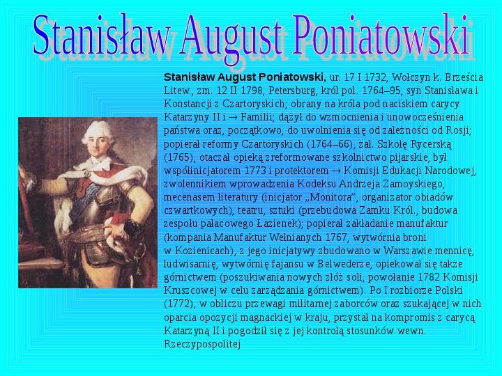 Polscy królowie elekcyjni - Slajd 14