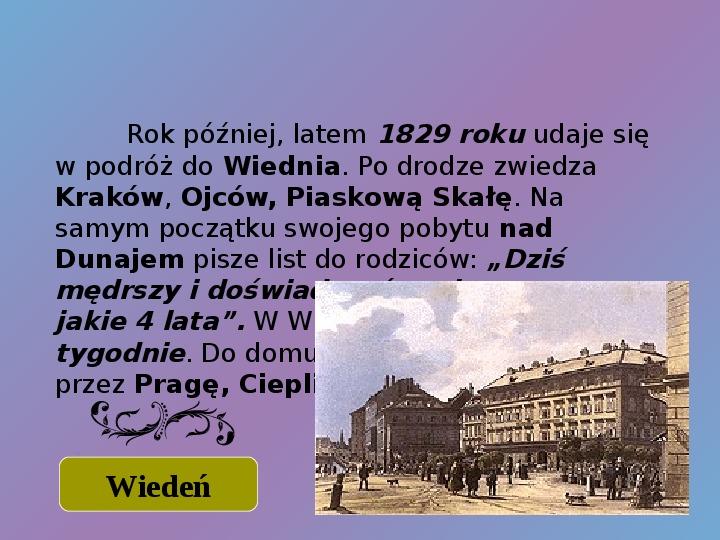 Fryderyk Chopin - największy polski kompozytor - Slajd 18