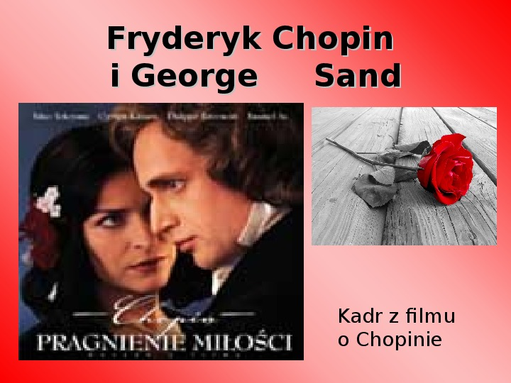 Fryderyk Chopin - największy polski kompozytor - Slajd 24