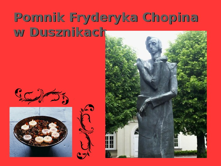 Fryderyk Chopin - największy polski kompozytor - Slajd 33