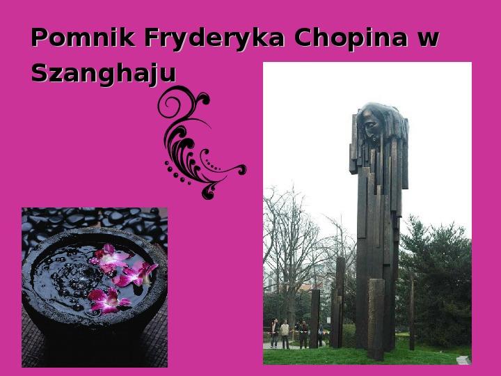 Fryderyk Chopin - największy polski kompozytor - Slajd 35