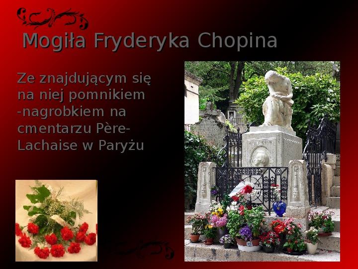 Fryderyk Chopin - największy polski kompozytor - Slajd 36