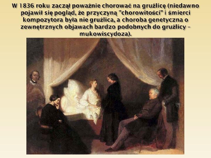 Śladami Fryderyka Chopina - Slajd 15