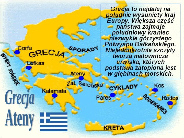 Grecja - Slajd 1