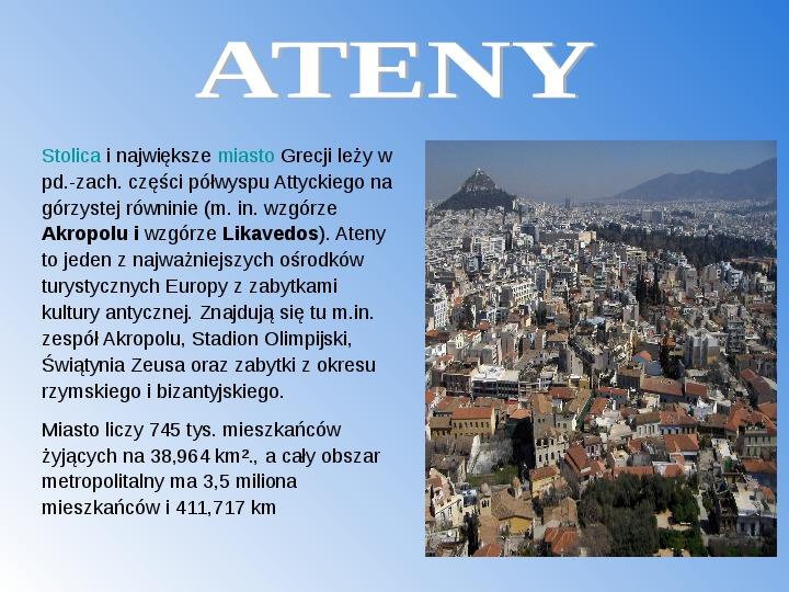 Grecja - Slajd 3