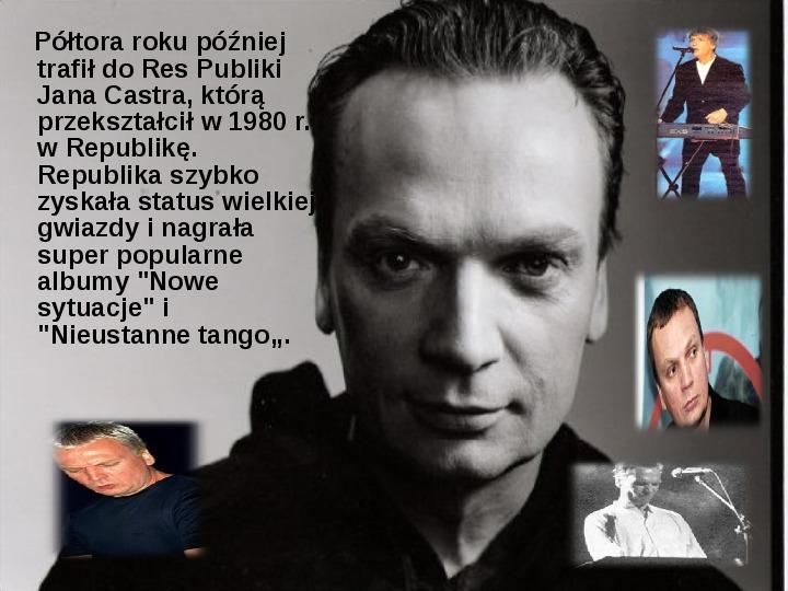 Grzegorz Ciechanowski - Slajd 2