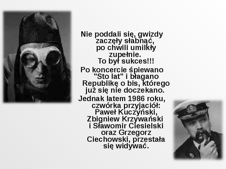 Grzegorz Ciechanowski - Slajd 8