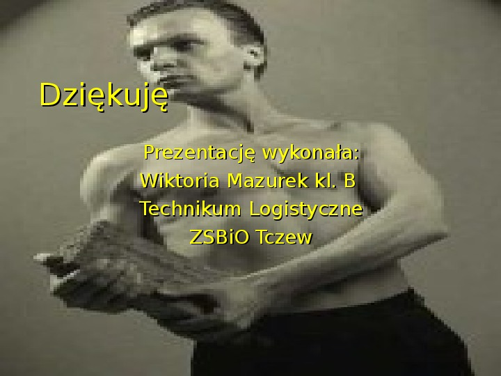 Grzegorz Ciechanowski - Slajd 13