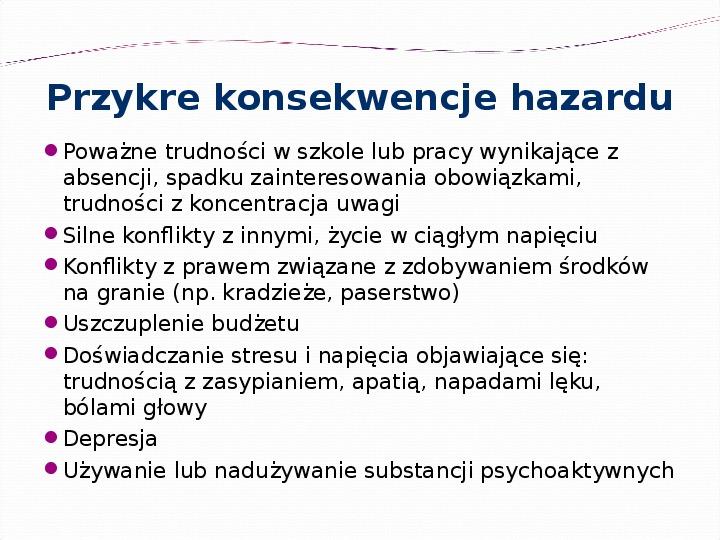 KOMPUTERY, INTERNET KORZYŚCI I ZAGROŻENIA - Slajd 40