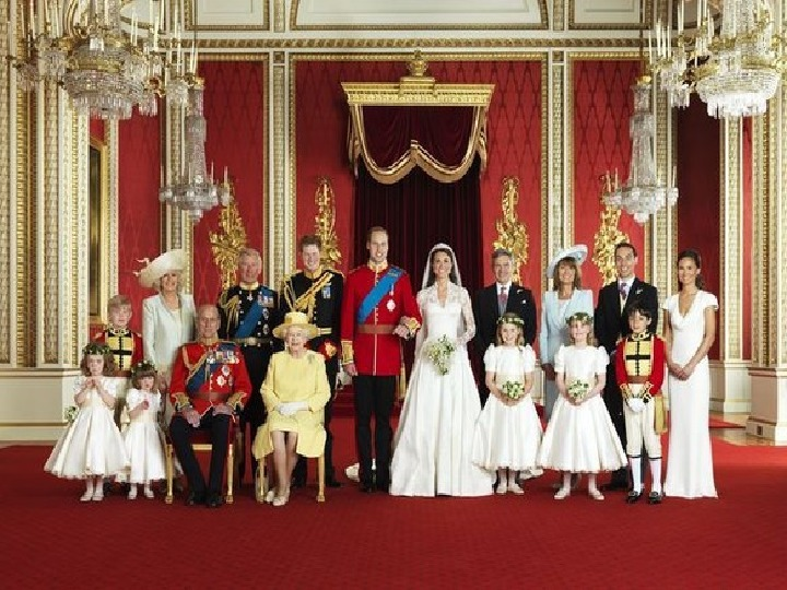 Brytyjska Rodzina Królewska - Slajd 5