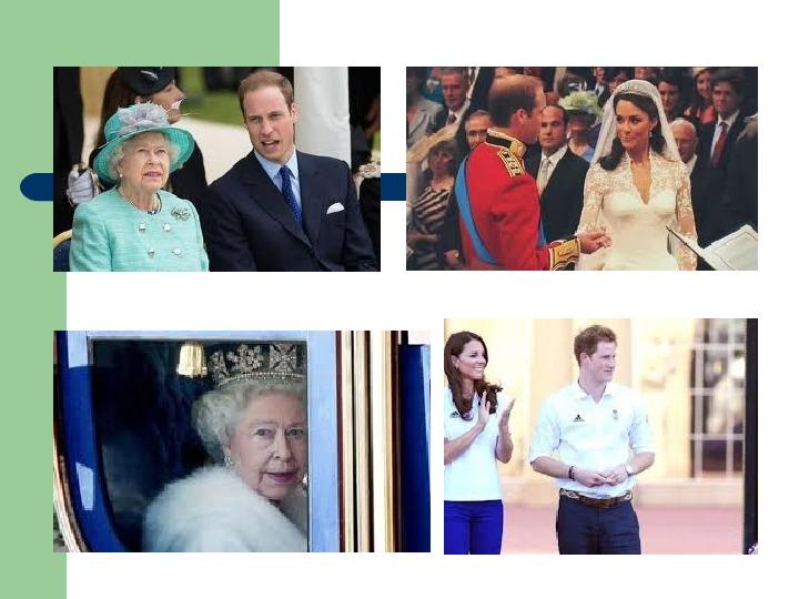 Brytyjska Rodzina Królewska - Slajd 19