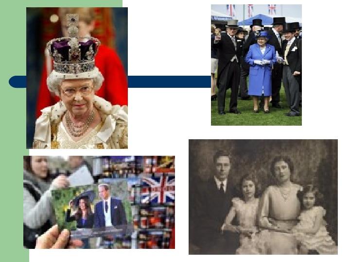 Brytyjska Rodzina Królewska - Slajd 21