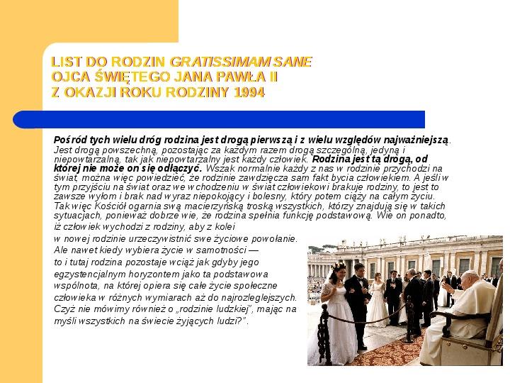 JAN PAWEŁ II - Slajd 6