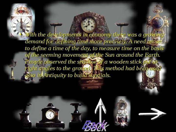 Sposoby mierzenia czasu - Slajd 2