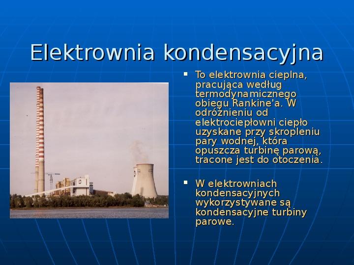 Elektrownie - Slajd 2