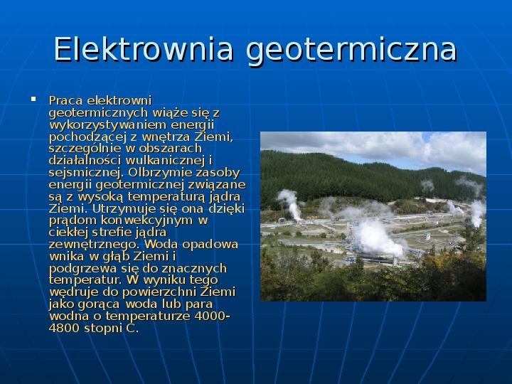 Elektrownie - Slajd 12