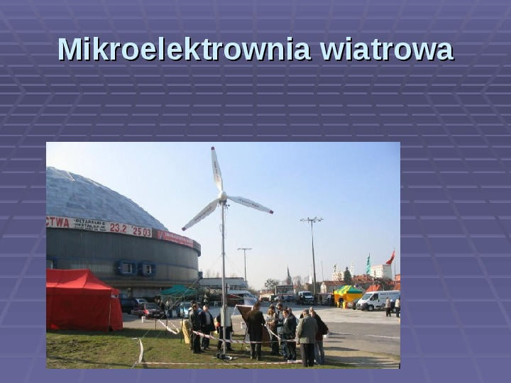 Jak działa elektrownia wiatrowa? Jak zbudować model wiatraka? - Slajd 5