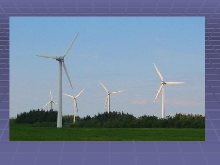Jak działa elektrownia wiatrowa? Jak zbudować model wiatraka? - Slajd 10