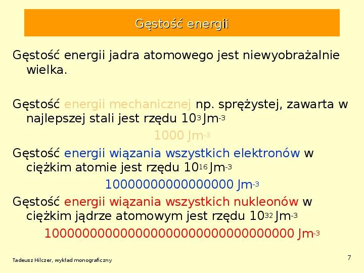 Energetyka jądrowa - Slajd 6