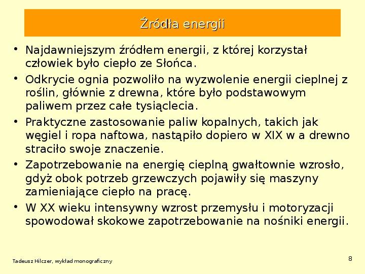 Energetyka jądrowa - Slajd 7