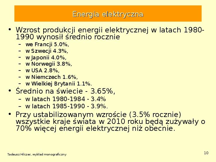 Energetyka jądrowa - Slajd 9