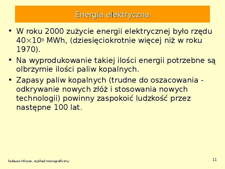 Energetyka jądrowa - Slajd 10