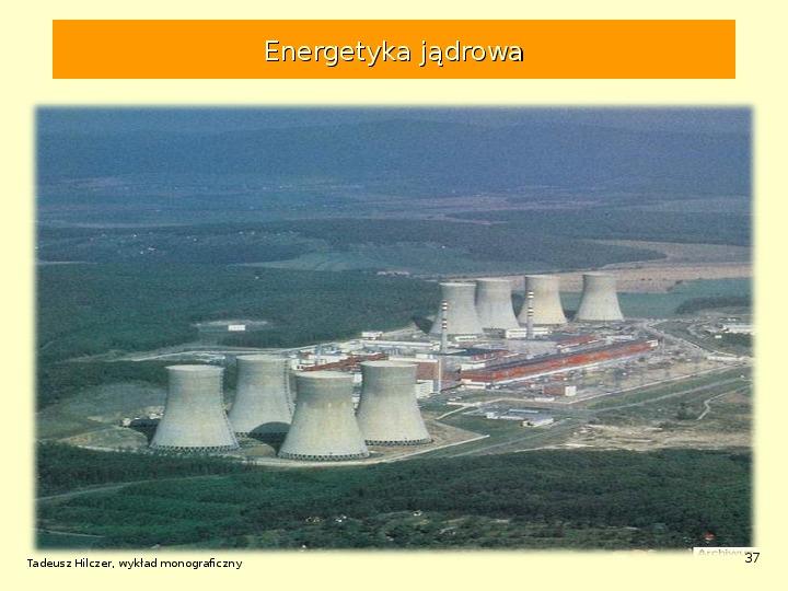 Energetyka jądrowa - Slajd 36