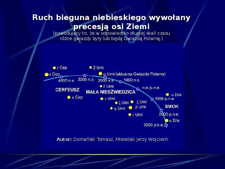 Podstawowe jednostki długości w astronomii - Slajd 6