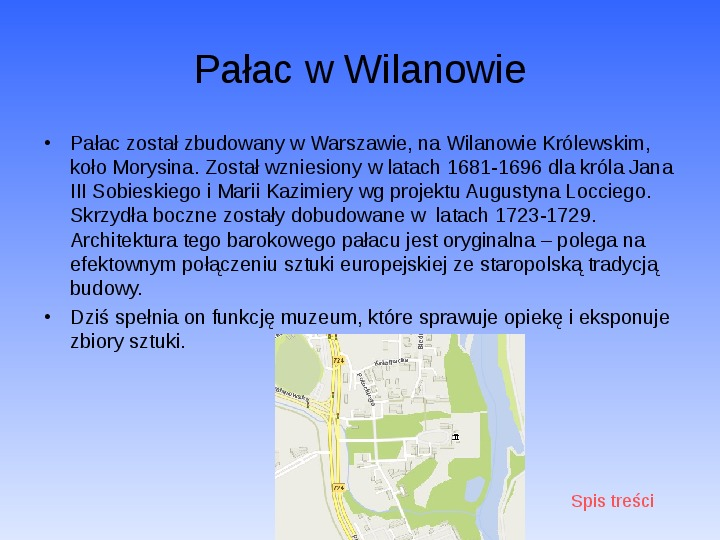 Zabytki Warszawy - Slajd 11