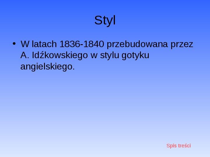 Zabytki Warszawy - Slajd 15