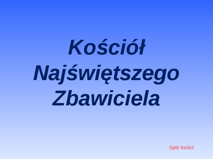 Zabytki Warszawy - Slajd 17