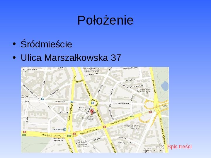 Zabytki Warszawy - Slajd 18