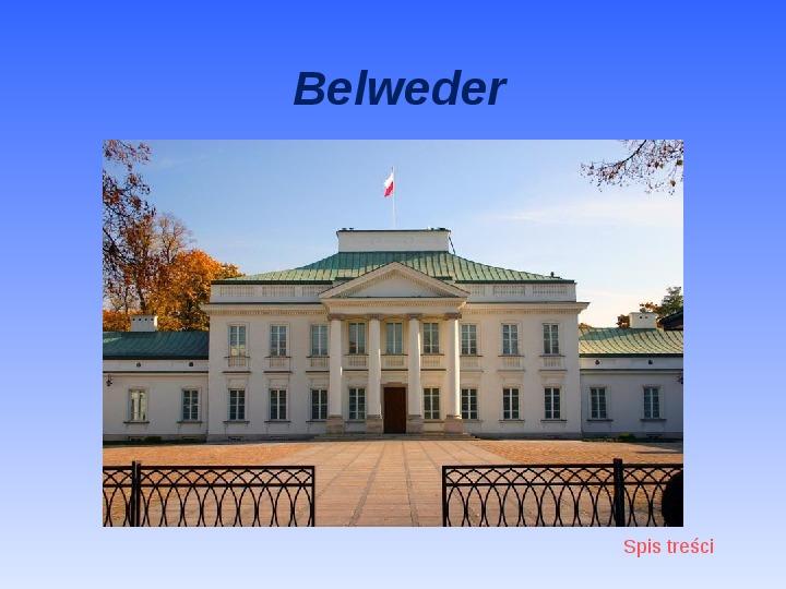 Zabytki Warszawy - Slajd 21
